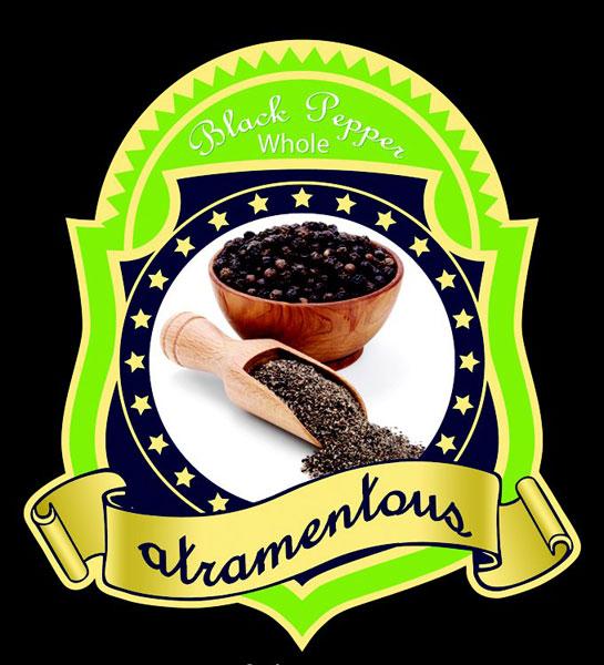Certified Organic Whole Black Pepper