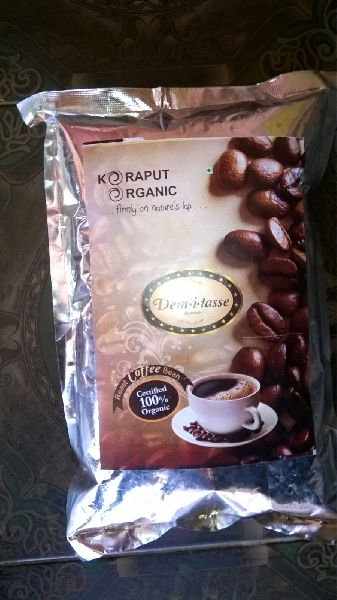 Certified Organic Roasted Coffee Beans 03
