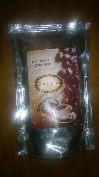 Certified Organic Roasted Coffee Beans 04