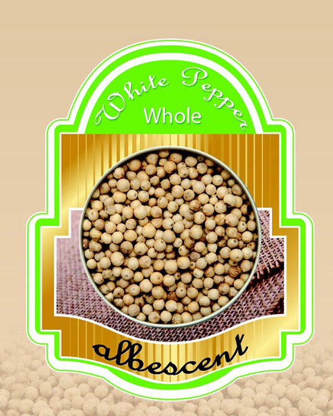 Certified Organic Whole White Pepper 01