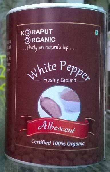 Certified Organic Whole White Pepper 02