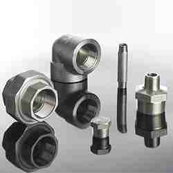 Nickel Alloy Forged Pipe Fittings