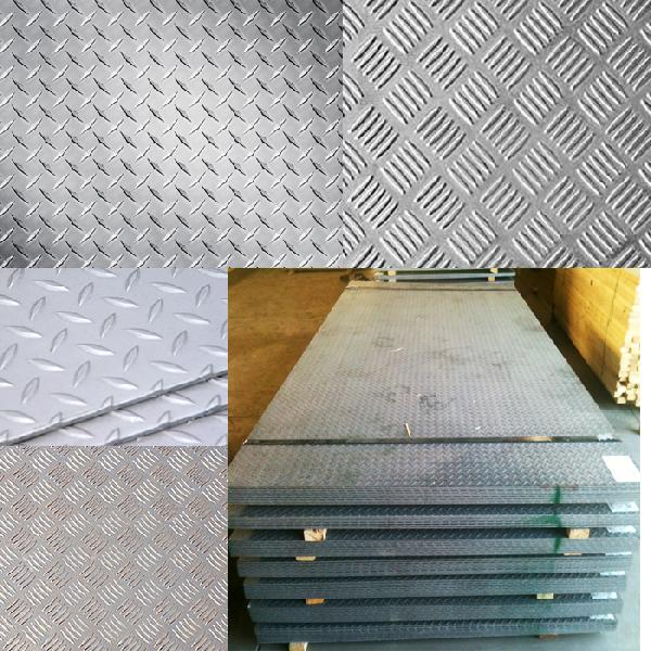 304 316 Stainless Steel Chequered Plates