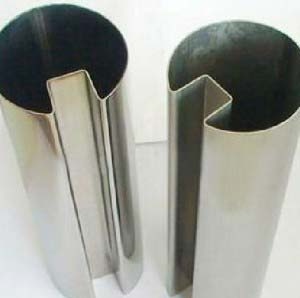 Stainless Steel Slotted Pipe
