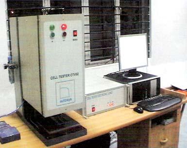 Solar Cell Tester