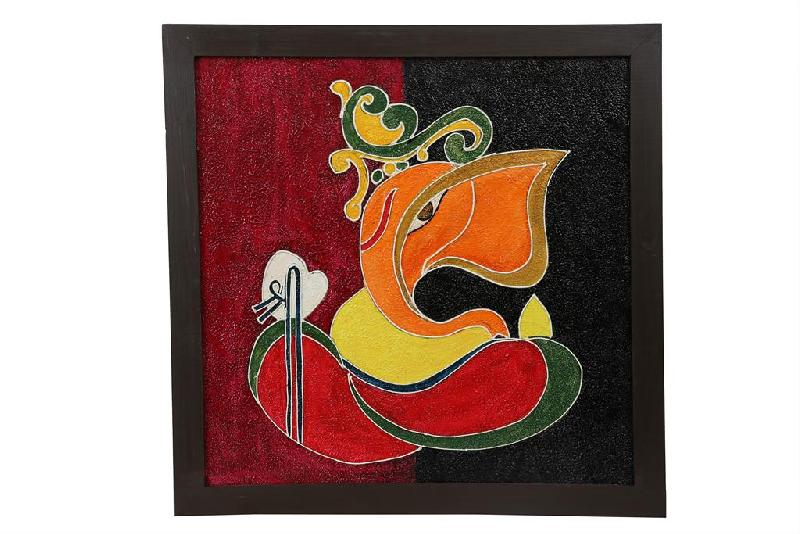 Kalamkari Painting 04