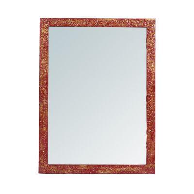 Wooden Decorative Mirror 03