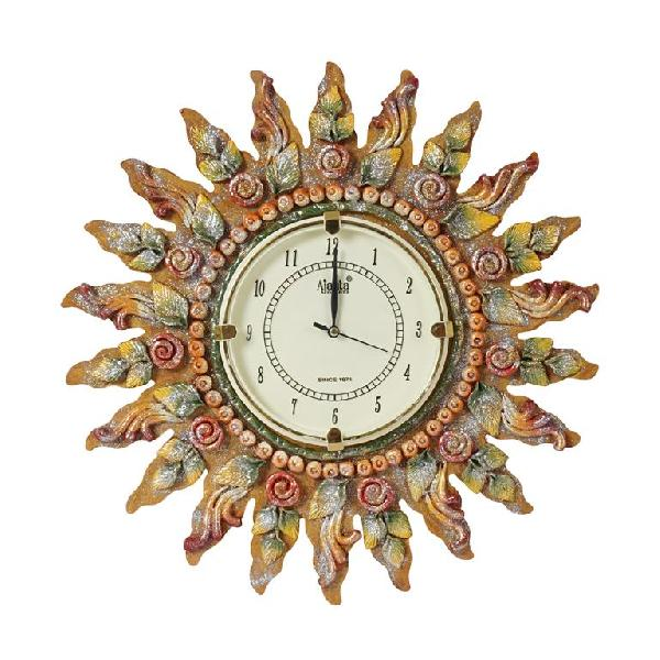 Wooden Wall Clock 05