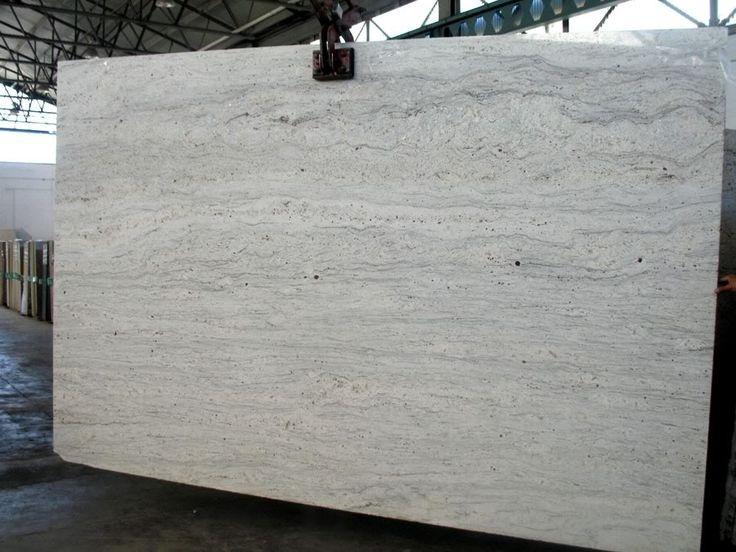 Multi White Granite Slabs