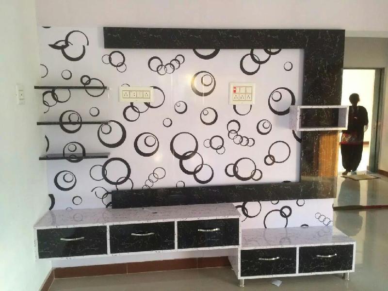 PVC Modular TV Cabinet