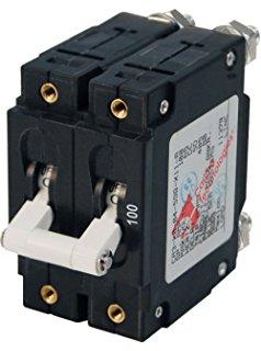 Fully Electronic AC Circuit Breaker