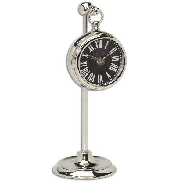 Beautiful Metal Table Clock 02