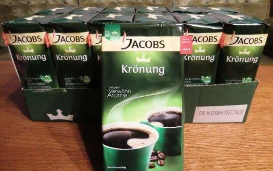 Jacobs Kronung Coffee Premix