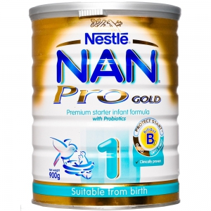 Nestle Nan Pro Gold Baby Food
