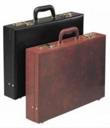 Mens Leather Attache Case 01