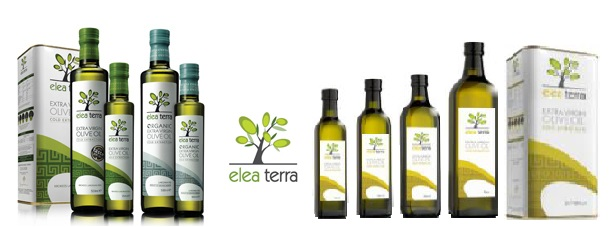 Greek Elea Terra Extra Virgin Olive Oil