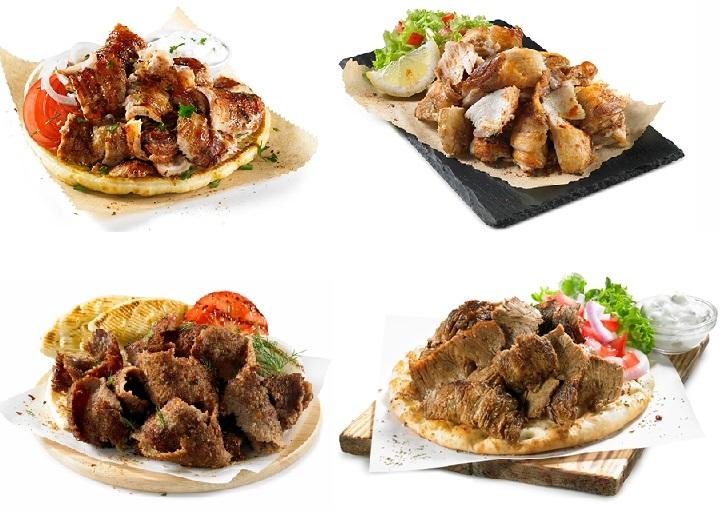 Greek Gyros Meat