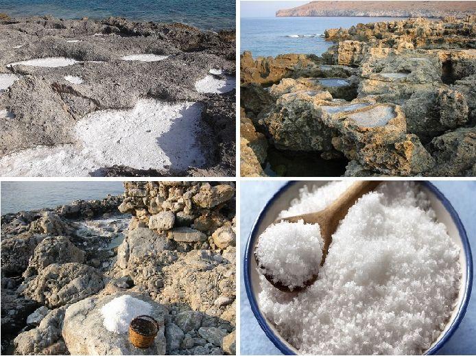 Greek Natural Sea Salt