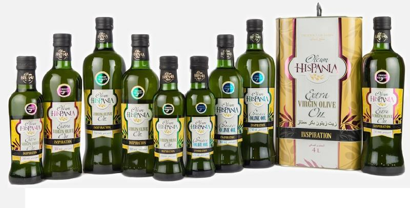 Spanish Oleum Hispania Extra Virgin Olive Oil