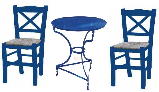 Greek Traditional Furniture