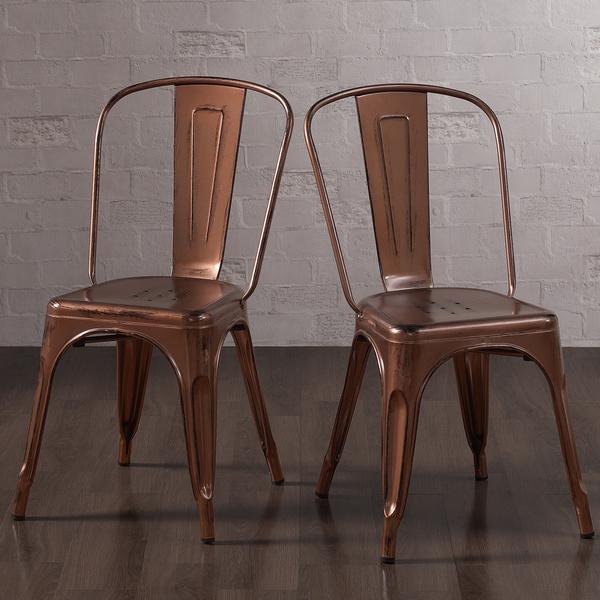 Artistic Metal Chair 01