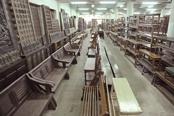Wonderful Antique Wooden Furniture