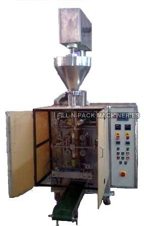 Collar Type Auger Base FFS Machine