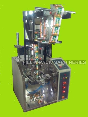 Triangular Pouch Packing Machine