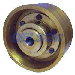Break Drum Geared Coupling