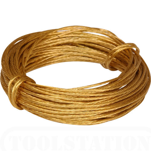 Brass Hook Wire