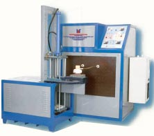 Induction Brazing Machine