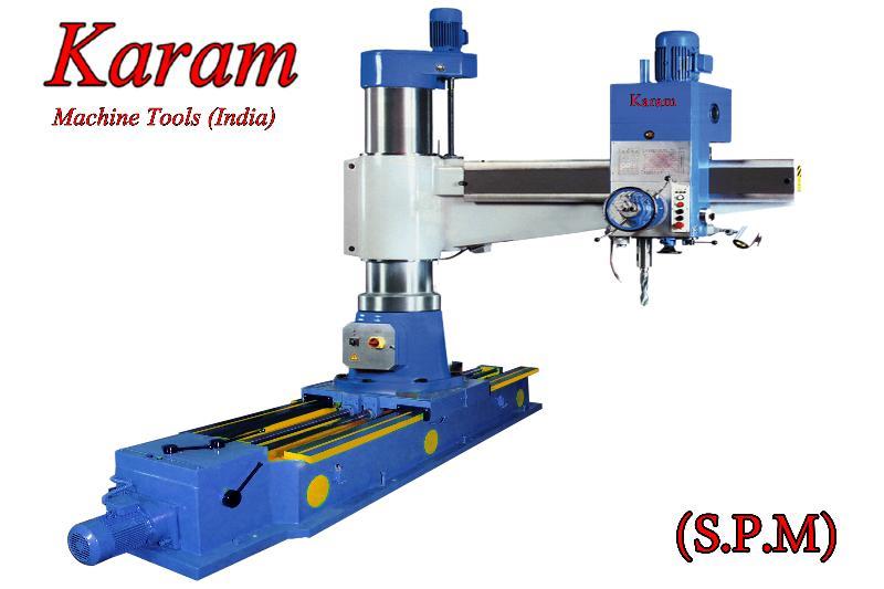 SPM Radial Drilling Machine