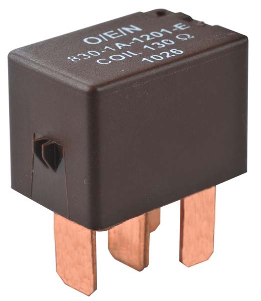 Automotive Low Profile Micro Relay (Series 83)