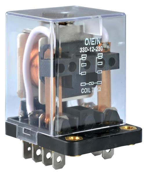 General Purpose Power Relay (Series 33)