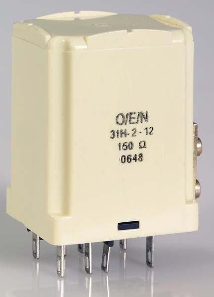 Heavy Duty Power Relay (Series 31H)