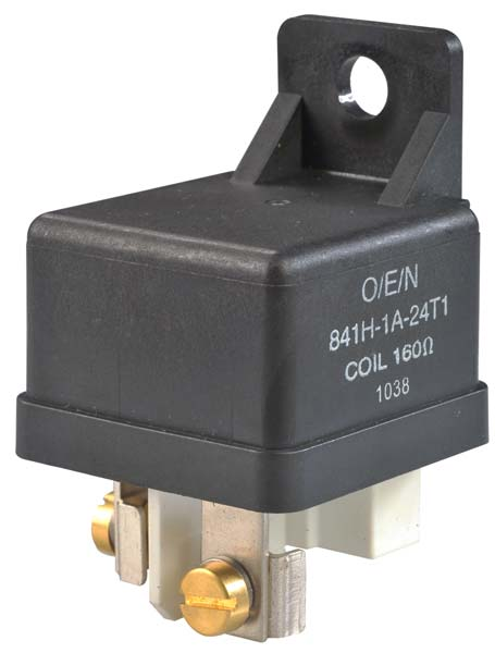 High Current Relay (Series 84H)