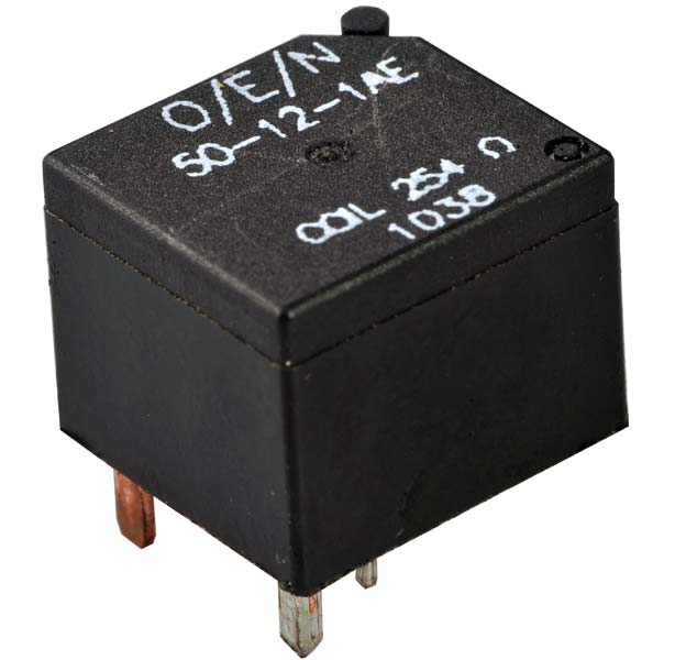 Low Profile Automotive Power relay (Series 50)