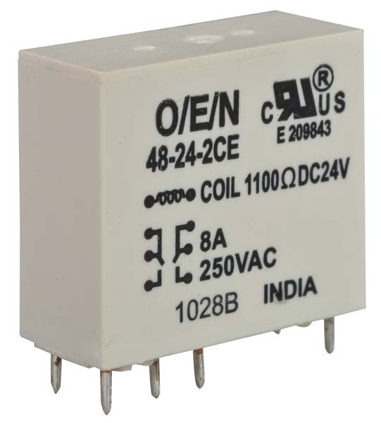 Miniature Power Relay (Series 48)
