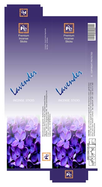 Lavender Incense Stick