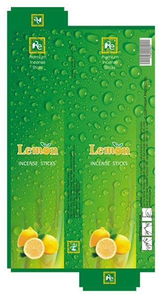 Lemon Incense Stick