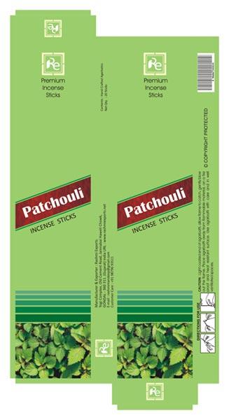 Patchouli Incense Stick
