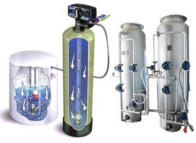 demineralized water suppliers