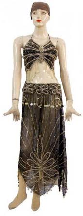 Belly Dance Dress Set