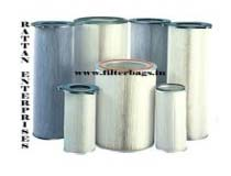 Pleated Dust Collection Filter Cartridge