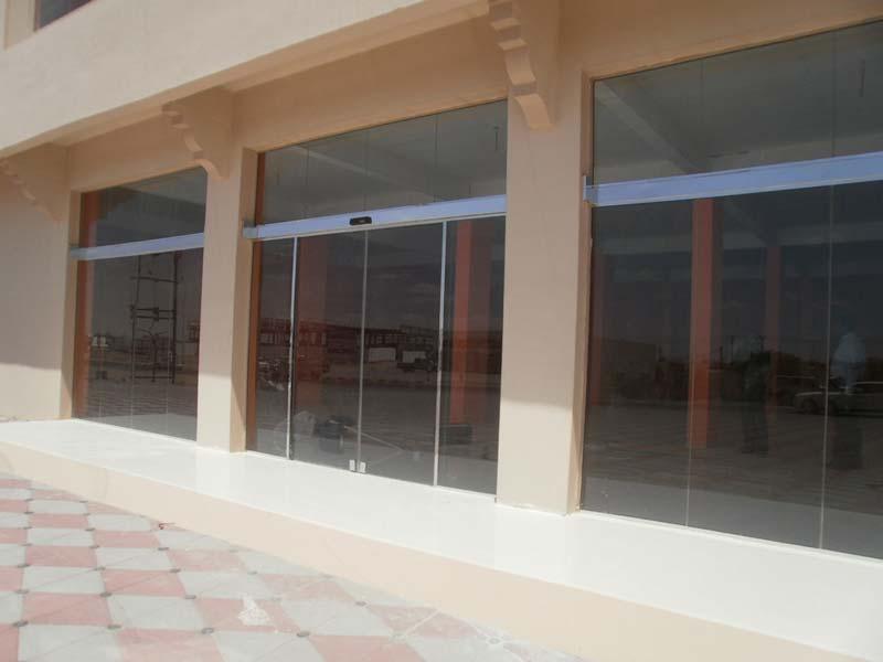 Frameless Glass Sliding Doors Frameless Glass Automatic Sliding Door