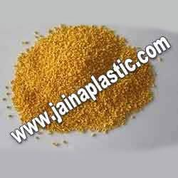 ABS Golden Yellow Granules