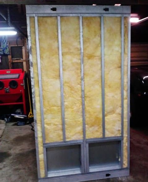 CED Coating Oven