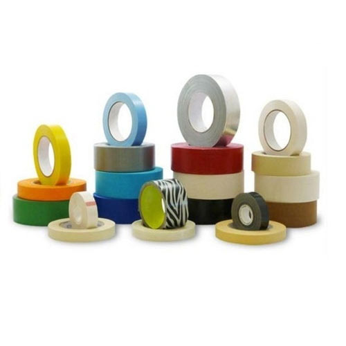 Self Adhesive Colorful Tapes