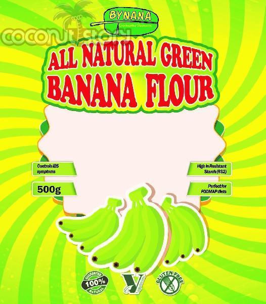 Green Banana Flour 03