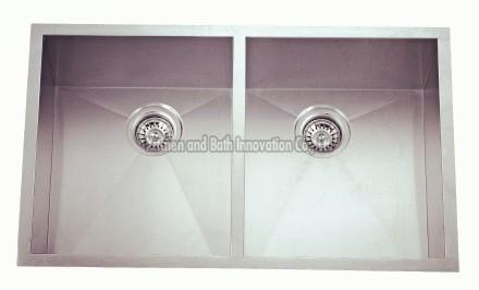 KBHD2920 Stainless Steel Double Bowl Sink